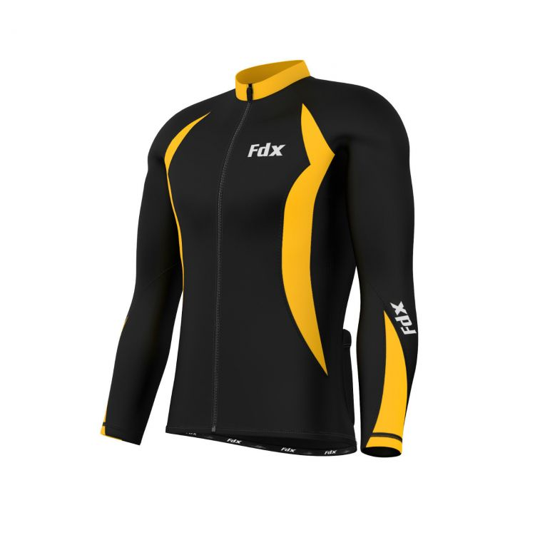 FDX Winter Thermal Cycling Jersey