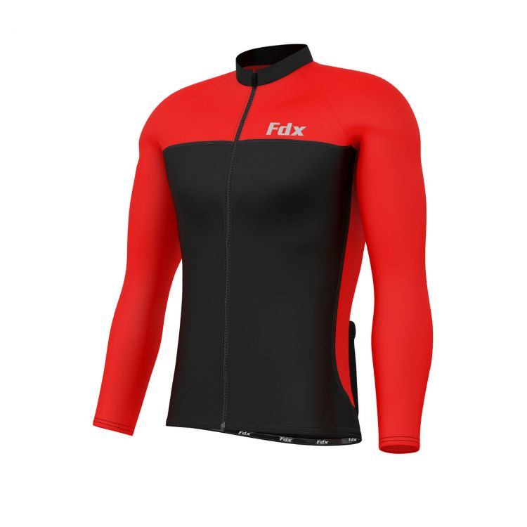 FDX Coldwear Long Sleeve Thermal Jersey