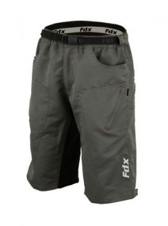 FDX MTB Shorts - męskie szorty rowerowe 2w1