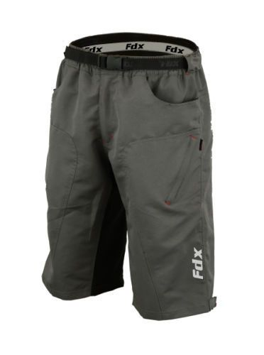 FDX MTB Shorts | SZARY
