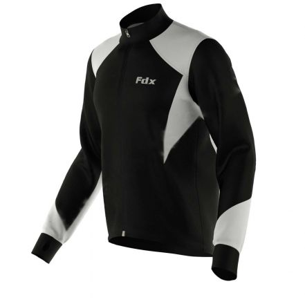 FDX Winter Softshell Jacket - męska kurtka kolarska