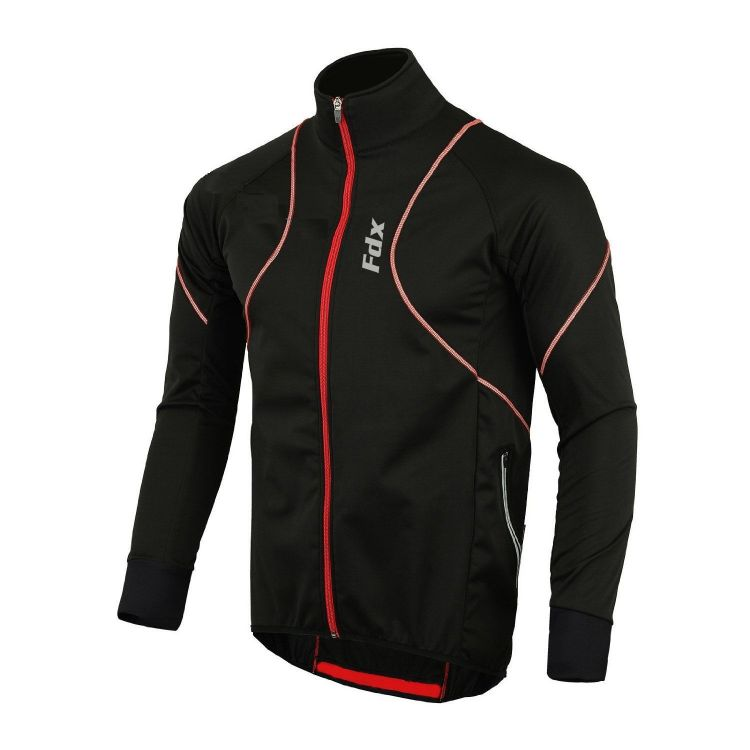 FDX Wind Stopper Thermal Winter Jacket