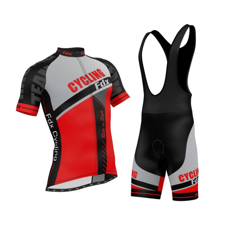 FDX Optimum Cycling Set