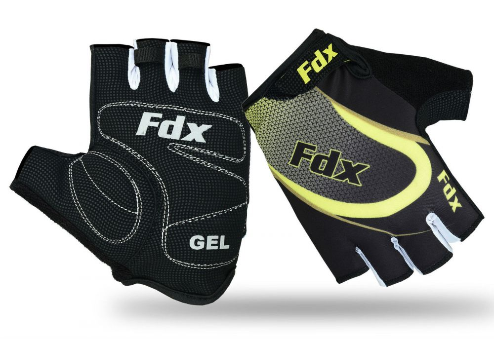 FDX Speed Race Gel Foam Gloves