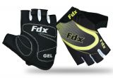 FDX Speed Race Gel Foam Gloves