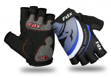 FDX Lightweight Race Gel Foam Gloves