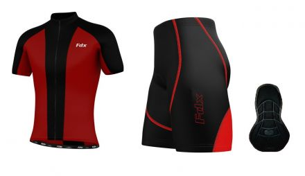 FDX Performance Race Cycling Set