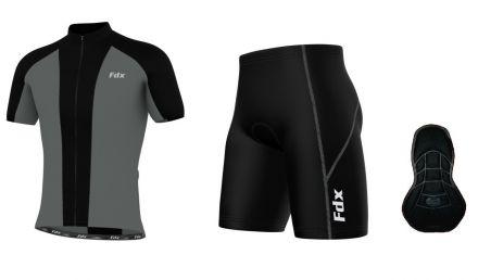 FDX Race Padding Cycling Set