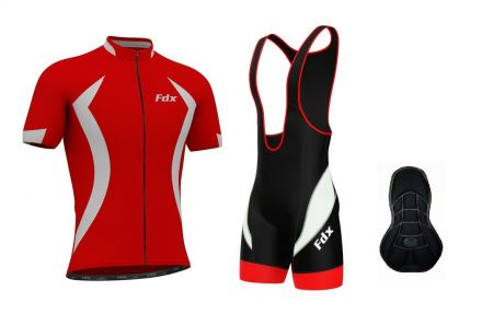 FDX Performance Cycling Set