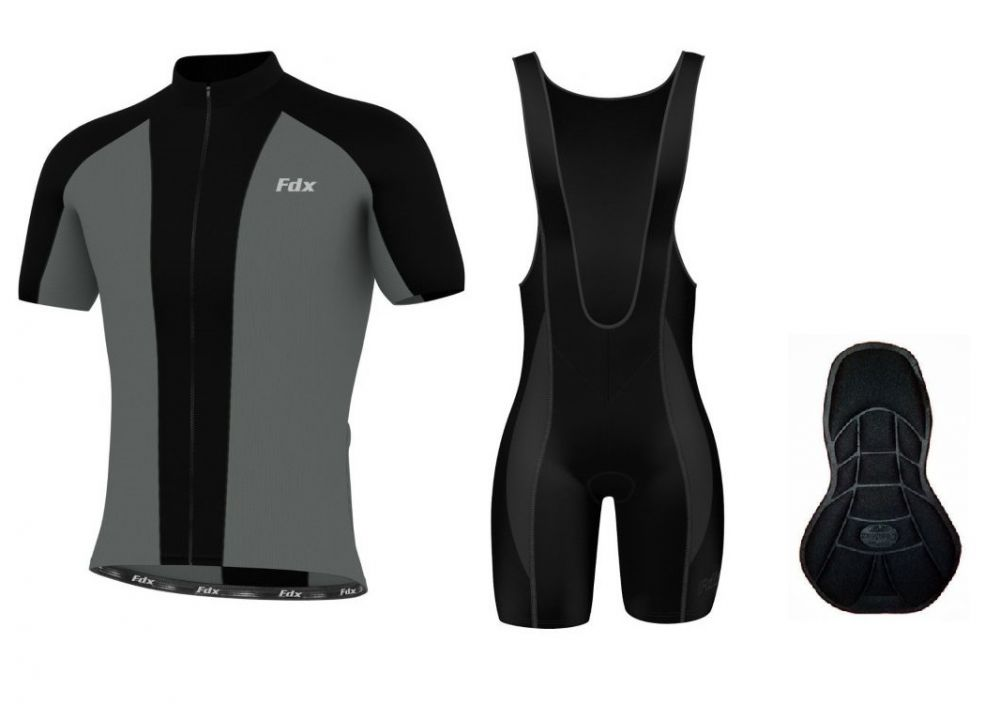 FDX Race Quality Cycling Set