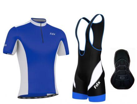 FDX Performance Cycling Set - męski zestaw rowerowy