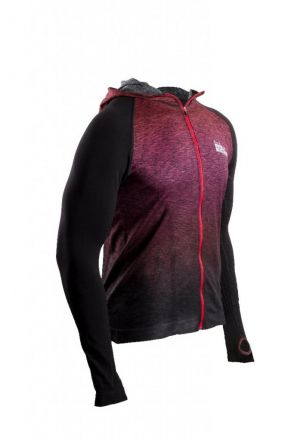 Compressport 3D Thermo Seamless Hoodie - damska bluza biegowa
