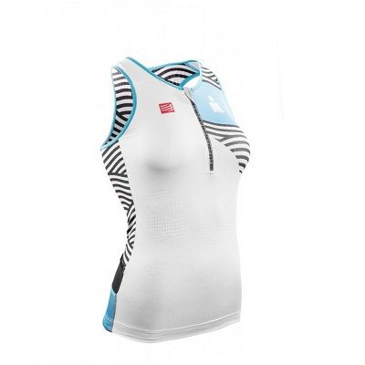 Compressport TR3 Ultra Tank Tri Top IRONMAN®