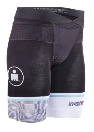 Compressport TR3 Brutal Tri Shorts WMN IRONMAN®