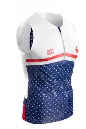 Compressport TR3 Tank Top IRONMAN®