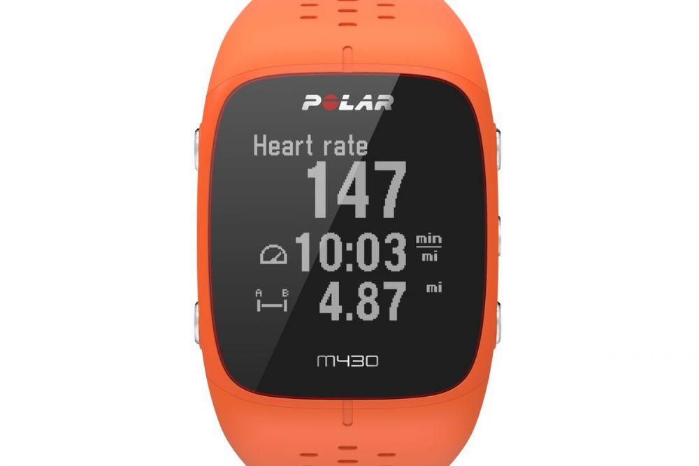 Polar M430 - zegarek sportowy z GPS