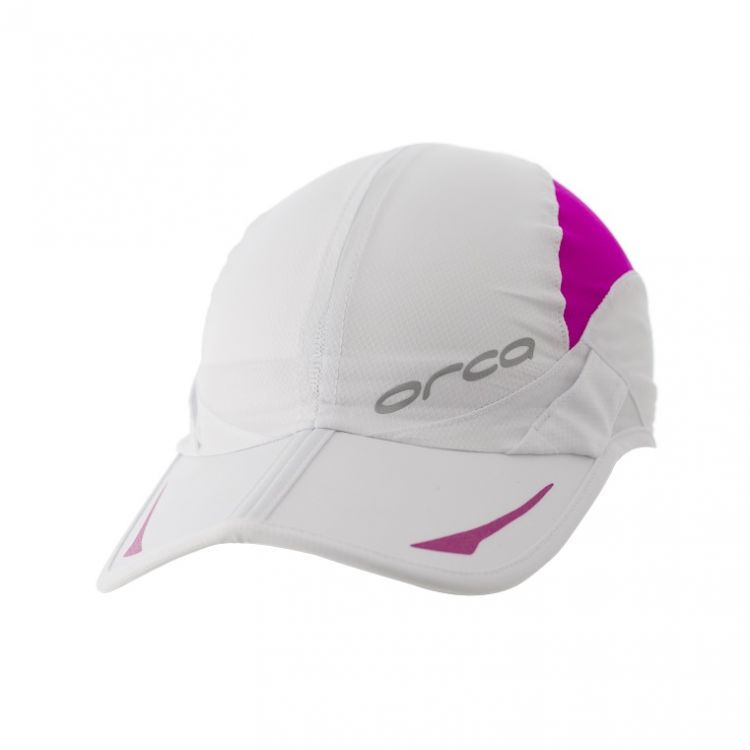 Orca Unisex Cap W FSYSTEM - damska czapka ze składanym daszkiem