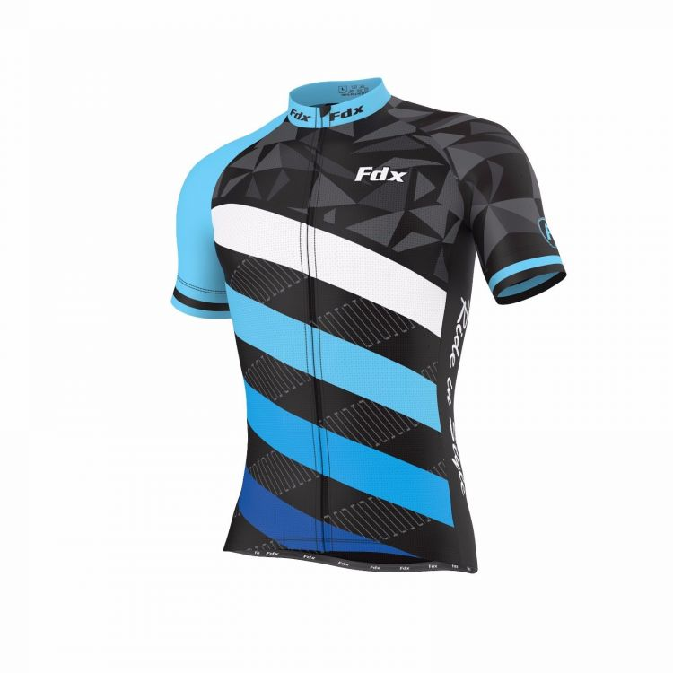 FDX Limited Edition Cycling Half Sleeve Jersey