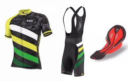 FDX Limited Edition Cycling Gel Set