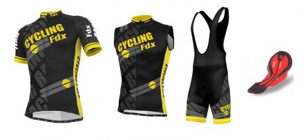 FDX Pro Cycling Set