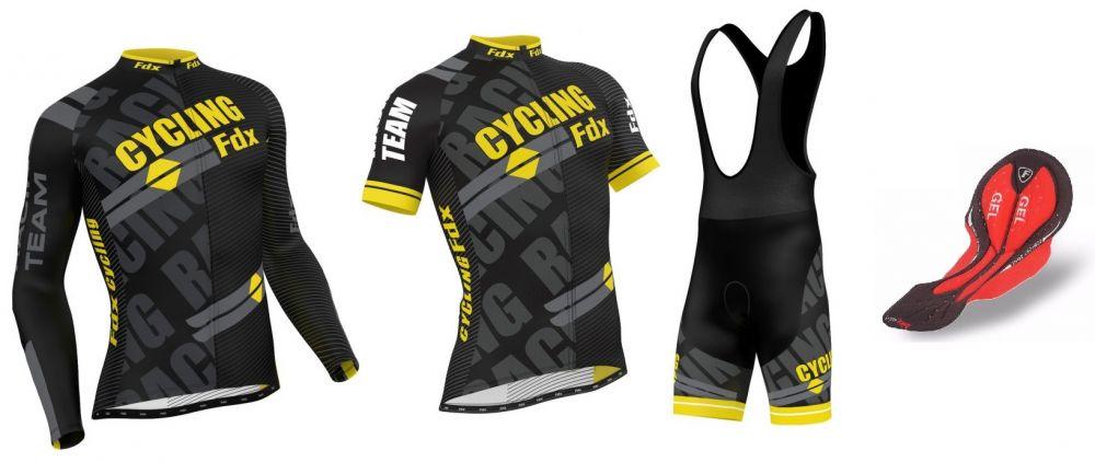 FDX Pro Cycling Full Set