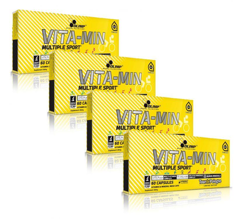 Olimp Vita-min 240 kaps (4x60)