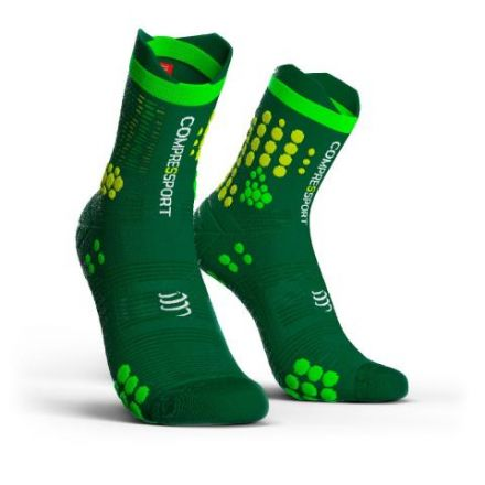 Compressport Pro Racing Socks V3.0 Trial - kompresyjne skarpety biegowe trial