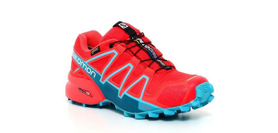 Salomon Speedcross 4 - damskie buty terenowe z Gore-Tex  398551