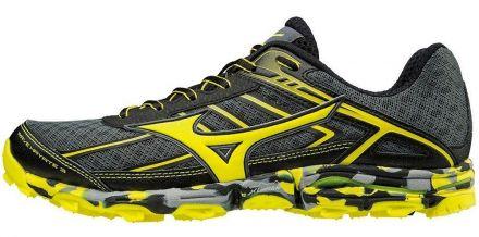 Mizuno Wave Hayate 3 - męskie buty do biegów terenowych