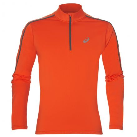 Asics LS Winter Top - męska ciepła bluza do biegania