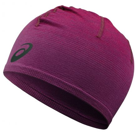 Asics Seamless Beanie Ombre - termoaktywna czapka do biegania