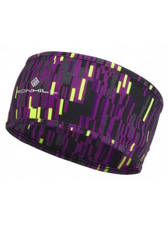 Opaska do biegania Ronhill Printed Headband