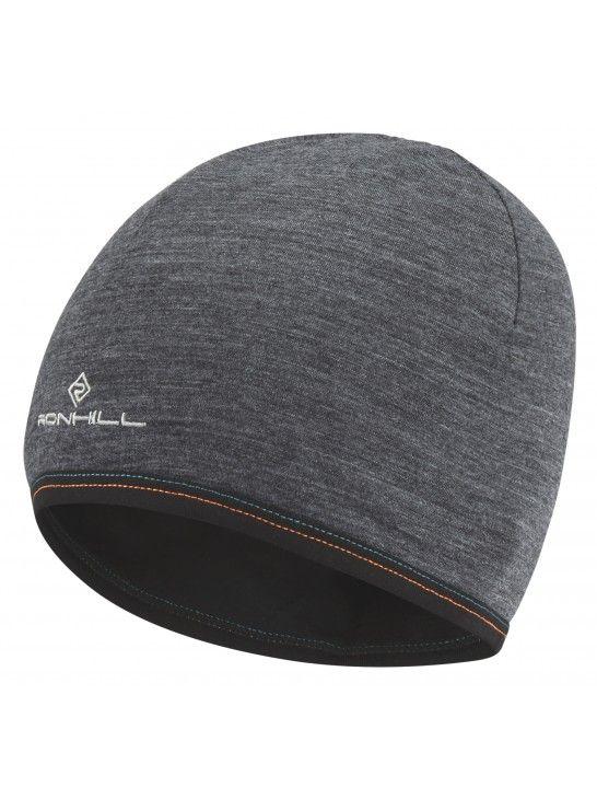 8b25cdeaac1386 Ronhill Merino Hat - zimowa czapka do biegania ...