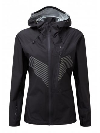 Ronhill Infinity Nightfall Jacket - damska wodoodporna kurtka do biegania