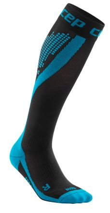 Cep Nighttech Socks - męsie skarpety kompresyjne