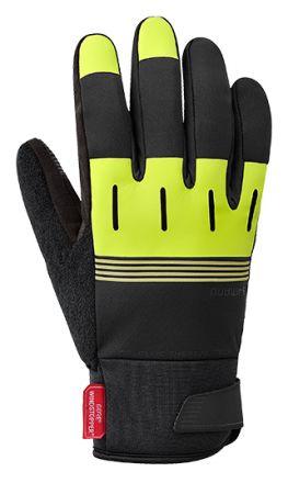 Shimano Windstopper Thermal Reflective Gloves