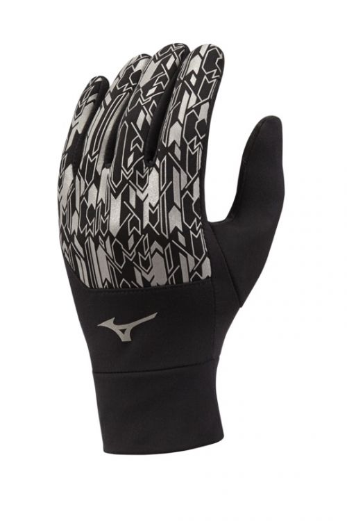 Mizuno Windproof Glowe - rękawiczki do biegania z membraną wiatroodporną