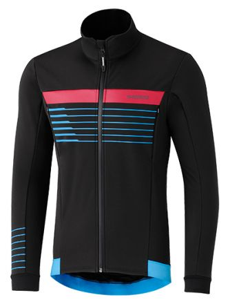 Shimano Breakway Print Windbreak Jacket
