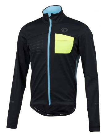 Pearl Izumi Select Escape Softshell Jacket | CZARNA