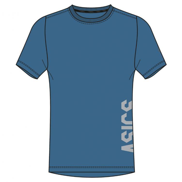 Asics Esnt dbl gpx SS Top - męska koszulka treningowa