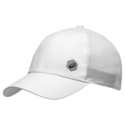 Asics Essential Cap - lekka czapka do biegania z daszkiem