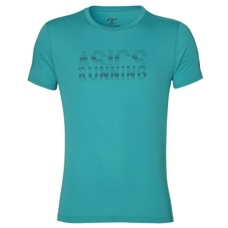 Asics Graphic SS Top - męska koszulka treningowa 141265_8098