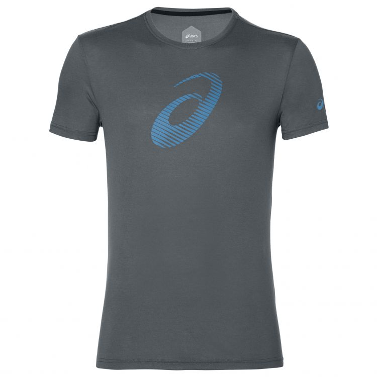 Asics Gpx ss top - Męska termoaktywna koszulka do biegania