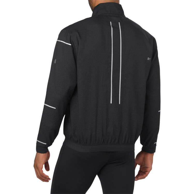 8a6aaeb6c9379 ... Asics Lite-Show Jacket - męska kurtka do biegania 154575_0904 ...