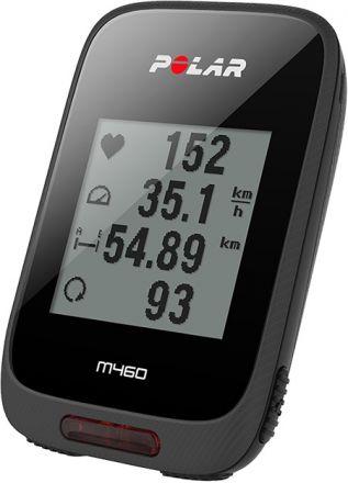Polar M460 - licznik rowerowy z GPS