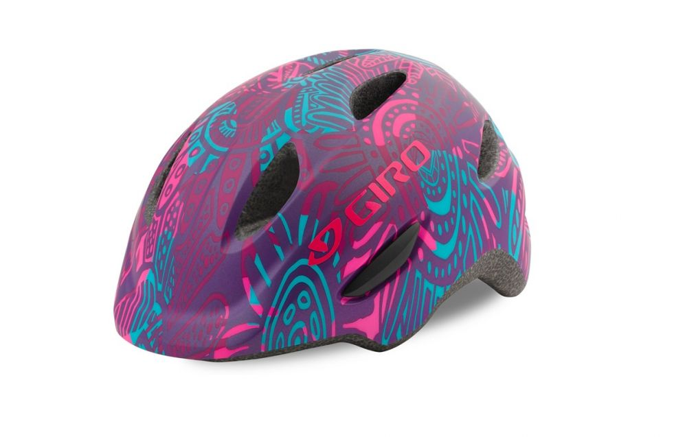 Giro Scamp | Matte Purple Blossom