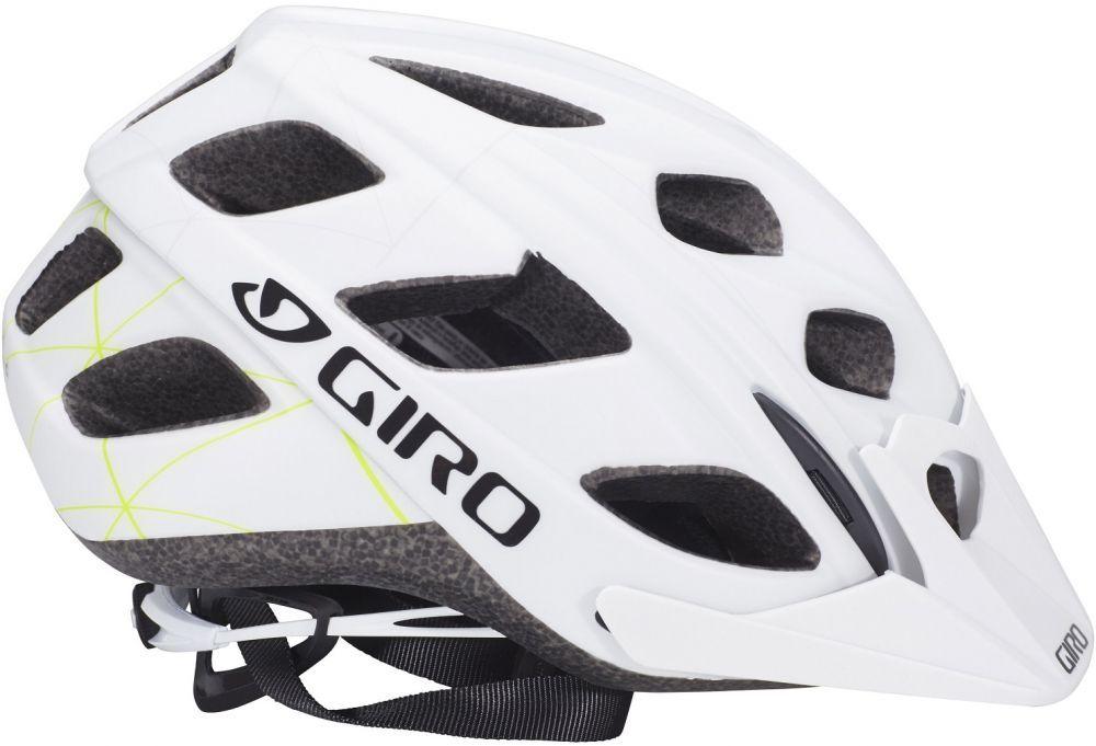 Giro Hex | BIAŁY - kask rowerowy