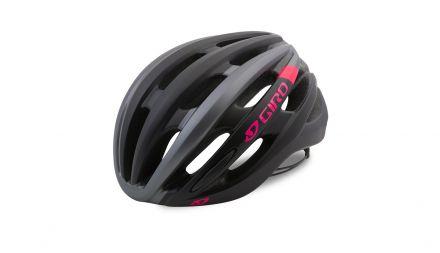 Giro Saga | Matte Black Pink
