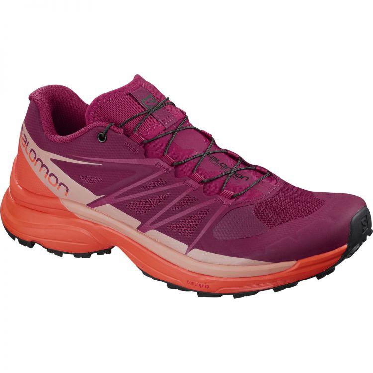 Salomon Wings Pro 3 damskie buty do biegania w terenie 401473