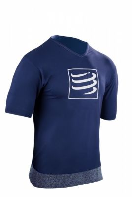 Compressport Training Tshirt - męska koszulka treningowa
